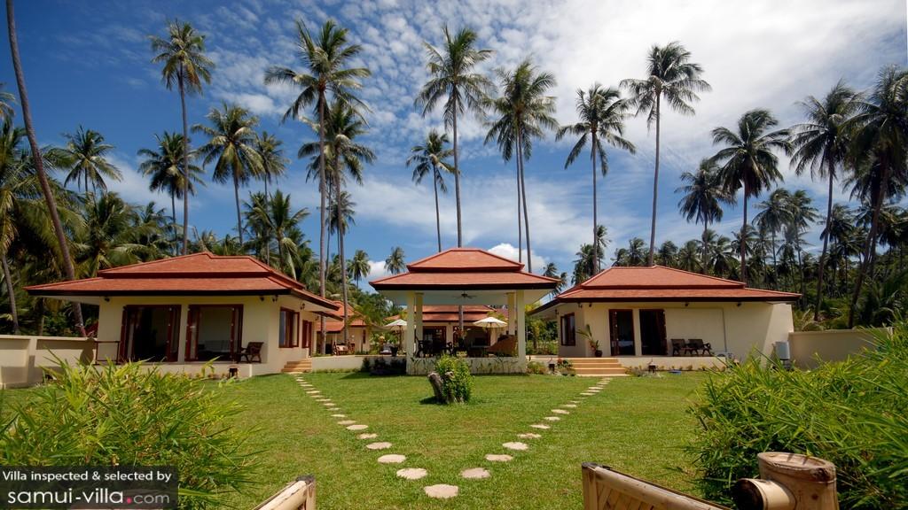 Baan Tawan Chai Villa