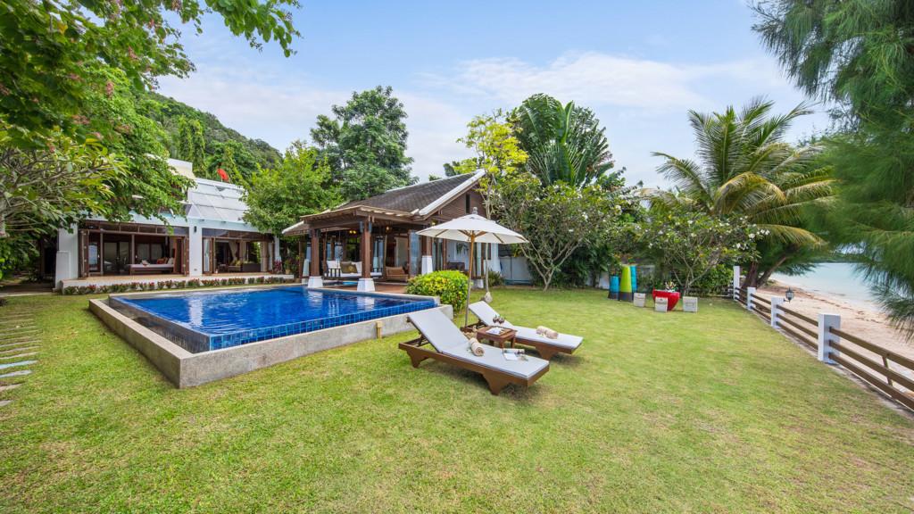 The Emerald Beach Villa 4