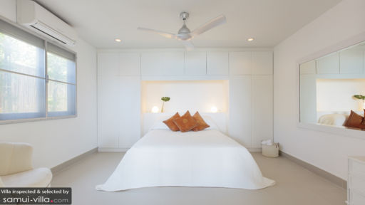 Tamarind Beach House in Bang Po beach, Koh Samui - 2 bedrooms