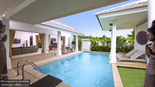 Villa Samui Sunset
