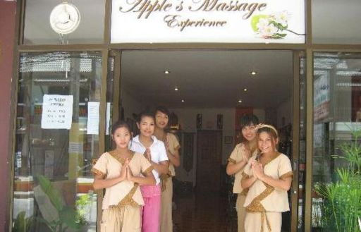 Apple's Spa Experience