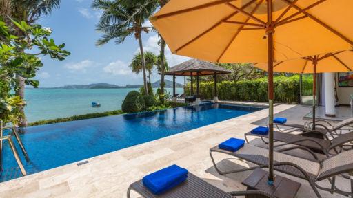 Villa 4 bedrooms Bo Phut beach