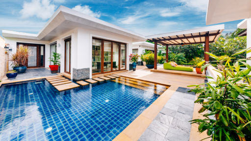 Lotus Beach Villa