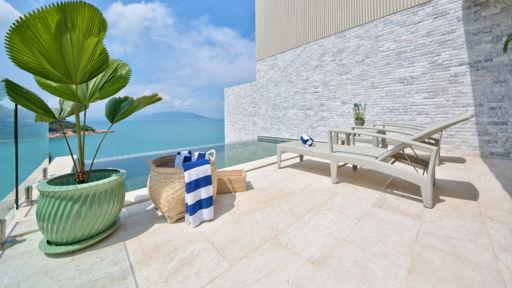 Samrong Beach Villa