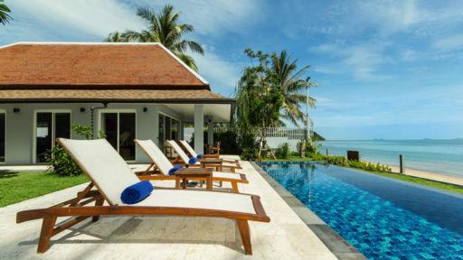 Villa 3 bedrooms Bangrak beach